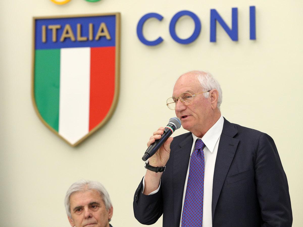 048 Incontro FIGC CAN Giocatori Allenatori Pagliaricci GMT