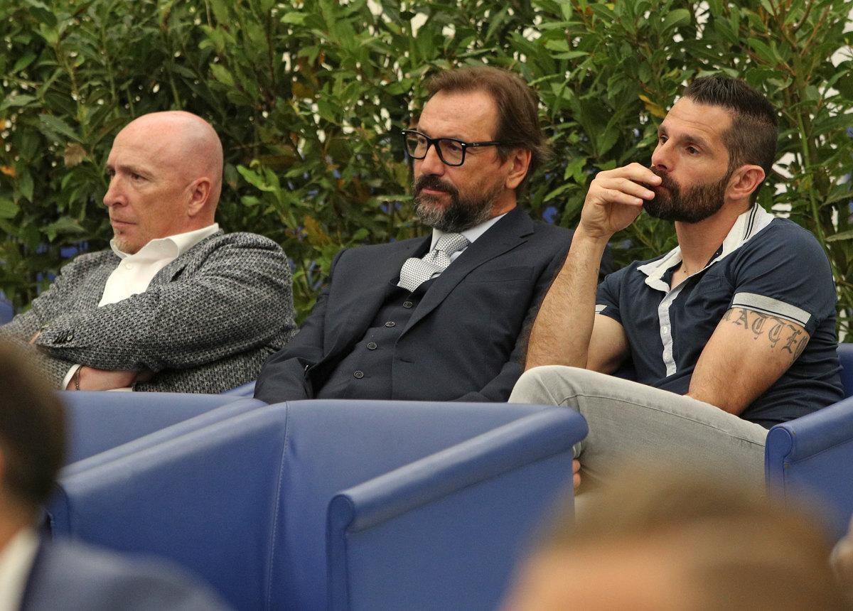 077 Incontro FIGC CAN Giocatori Allenatori Pagliaricci GMT