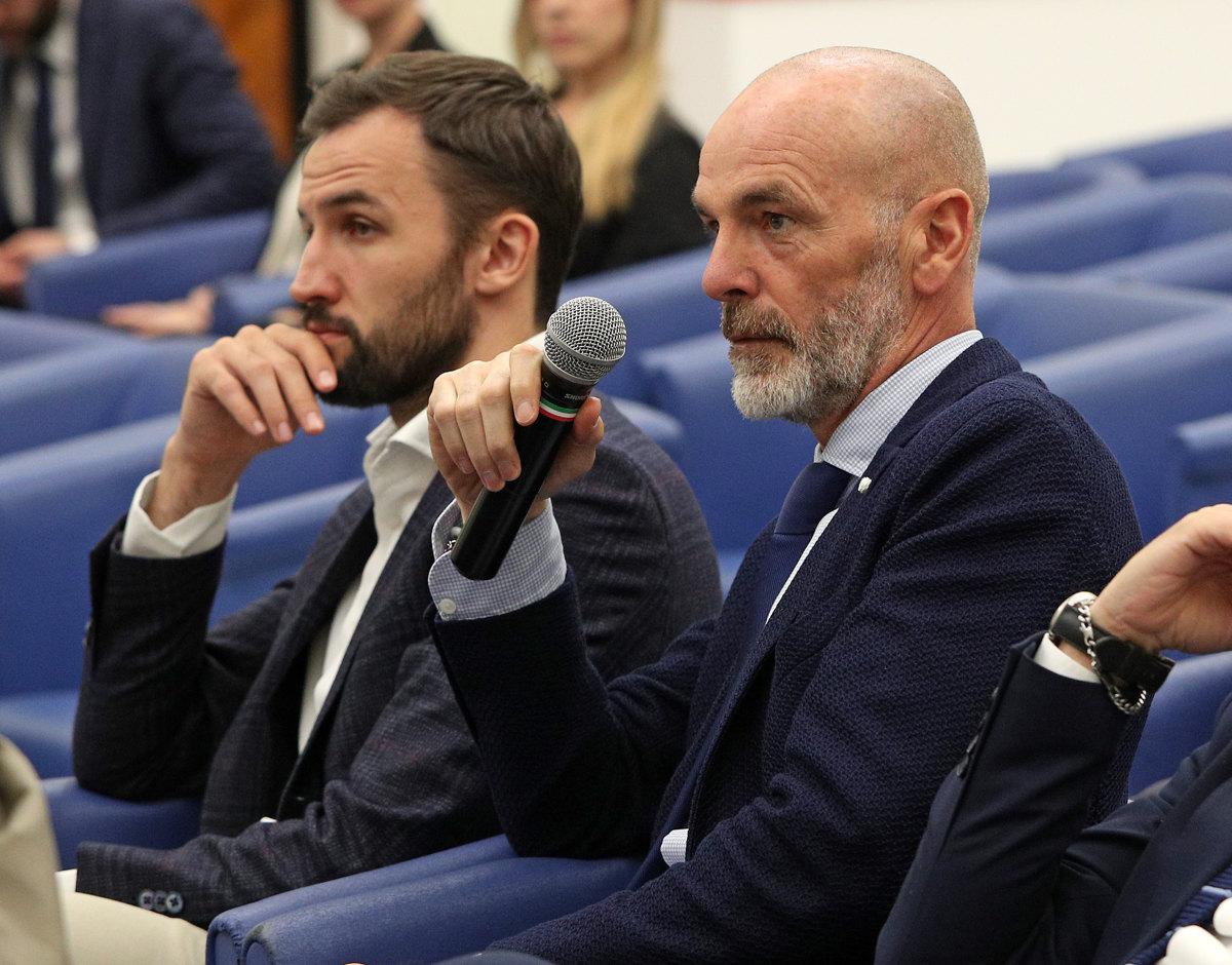 083 Incontro FIGC CAN Giocatori Allenatori Pagliaricci GMT