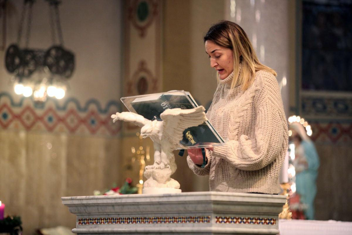 Messa di Natale Foto Mezzelani-Pagliaricci GMT 048
