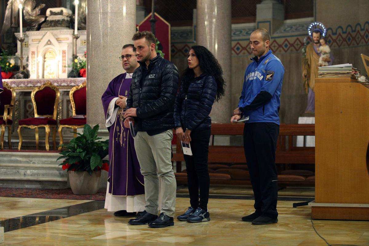 Messa di Natale Foto Mezzelani-Pagliaricci GMT 054