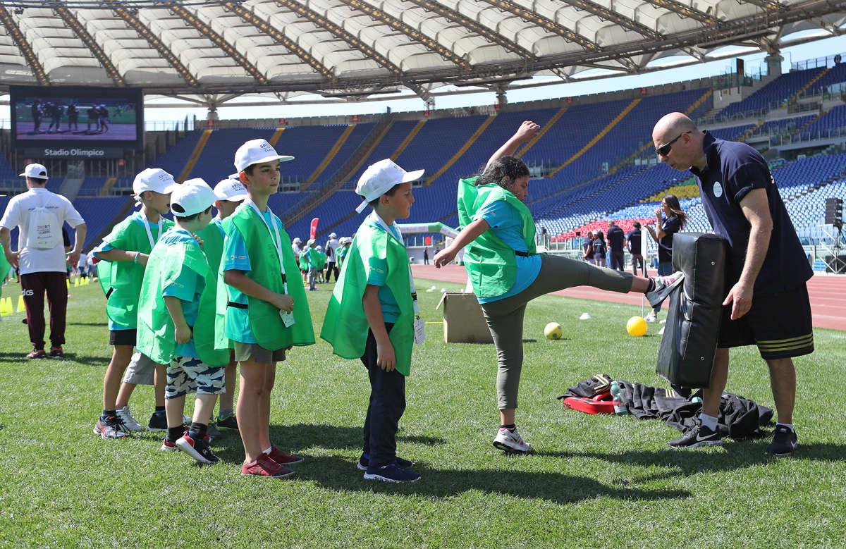 002 Festa dello Sport Pagliaricci GMT