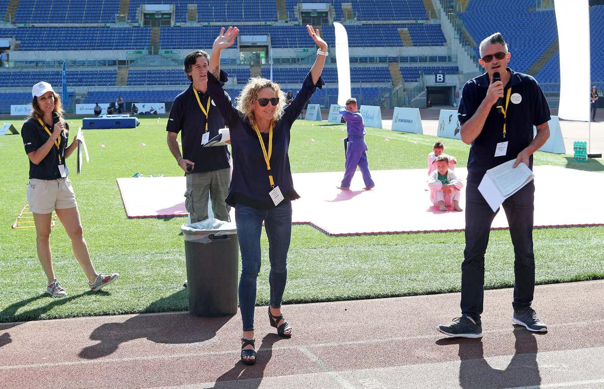 106 Festa dello Sport Pagliaricci GMT
