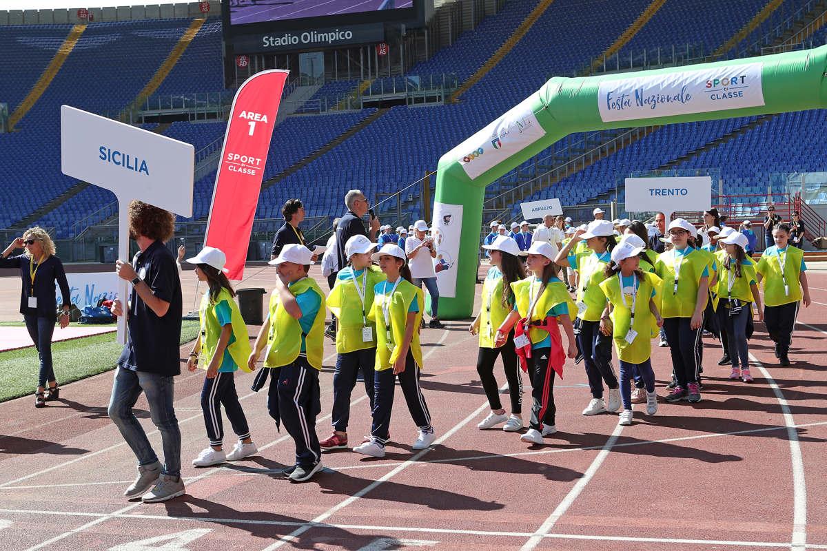 119 Festa dello Sport Pagliaricci GMT