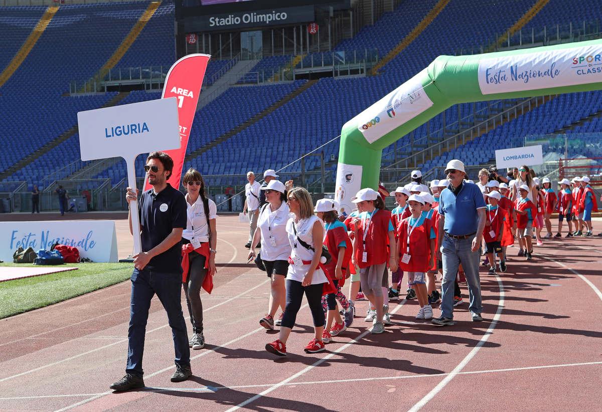 129 Festa dello Sport Pagliaricci GMT