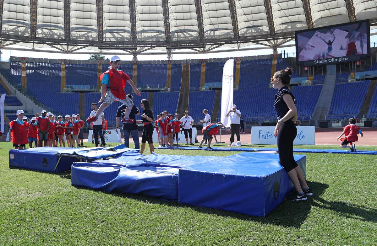 144 Festa dello Sport Pagliaricci GMT