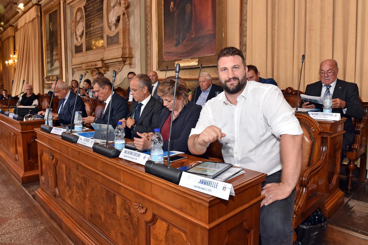 180920 017 Giunta CONI foto Simone Ferraro