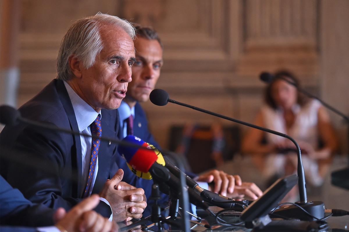 180920 058 Giunta CONI foto Simone Ferraro
