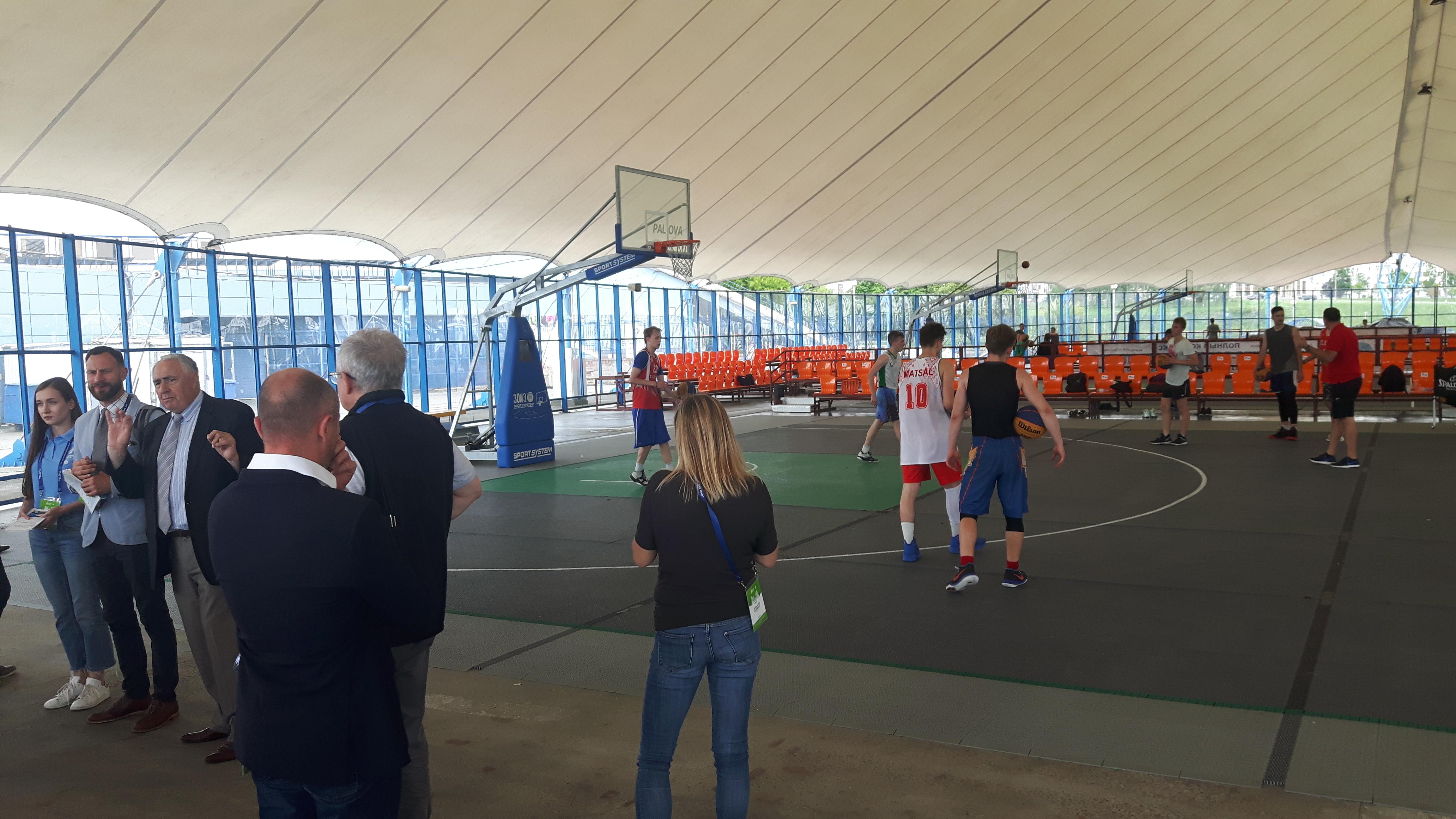 basket 3x3 sport palace