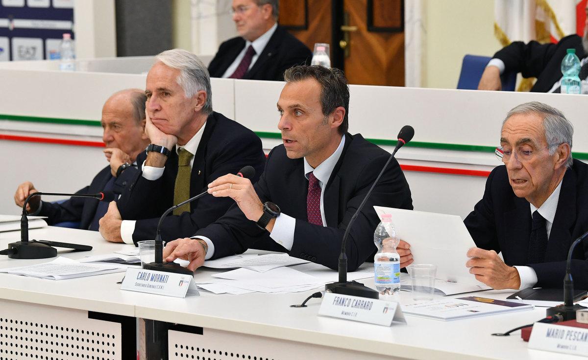 consiglio nazionale mezzelani gmt050