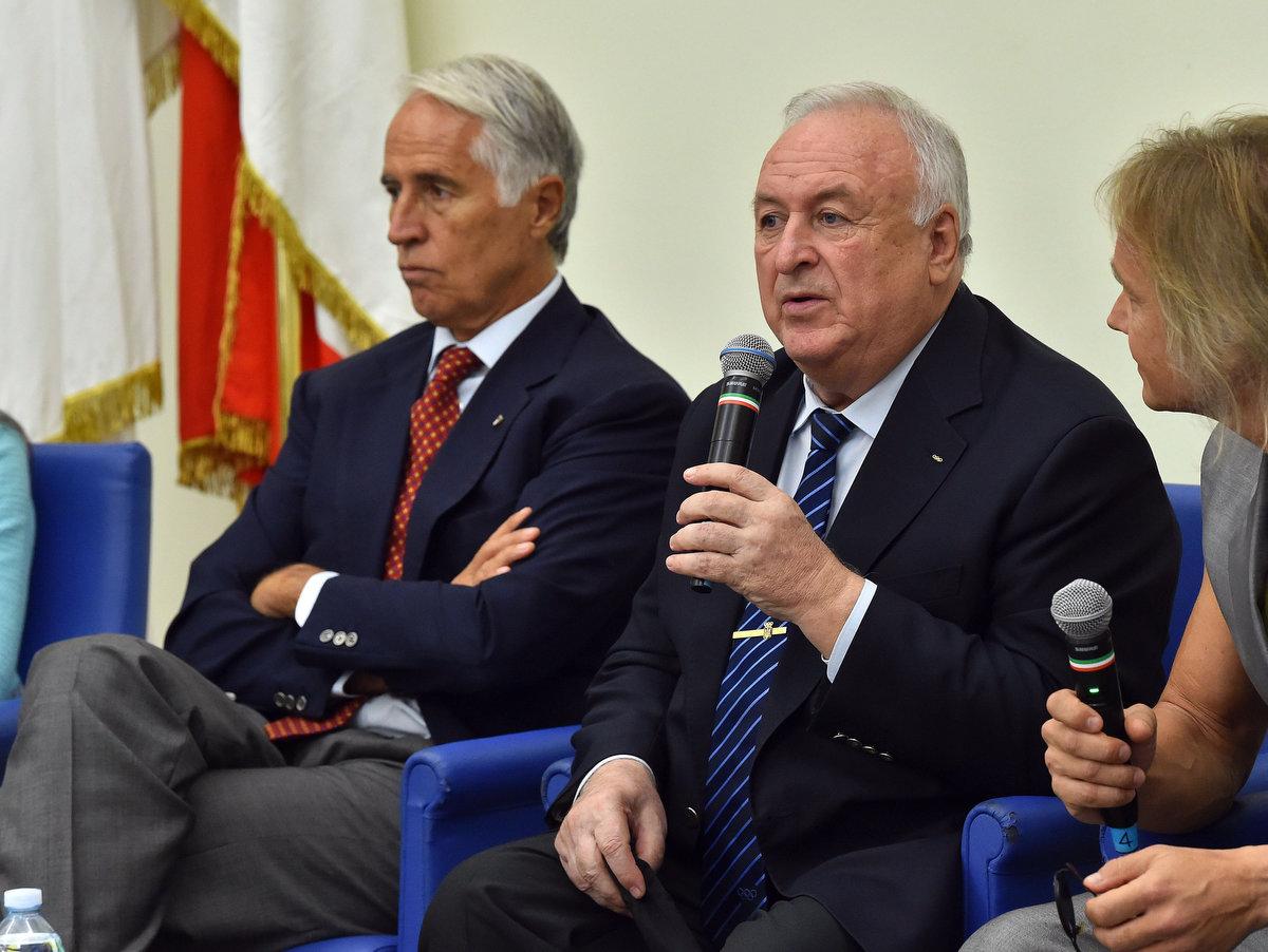 Borzov Management Mezzelani  GMT Sport27