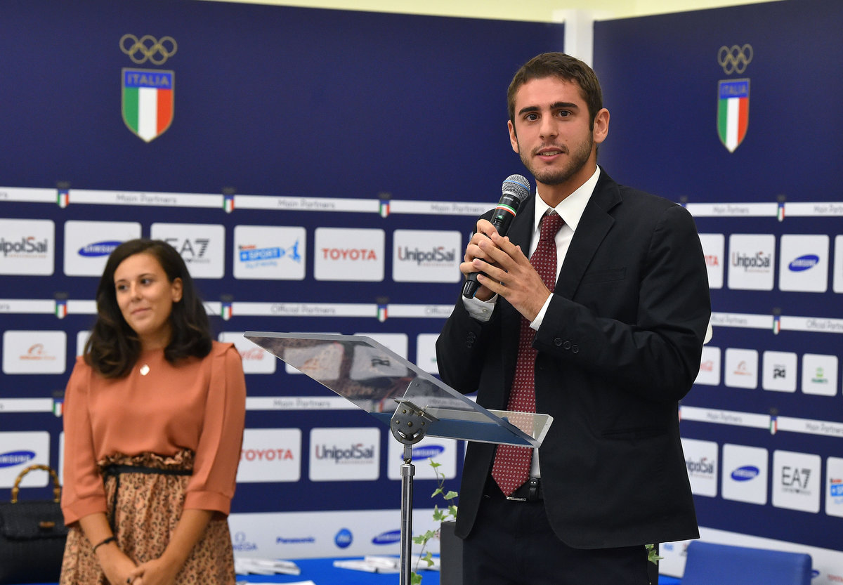 Borzov Management Mezzelani  GMT Sport96