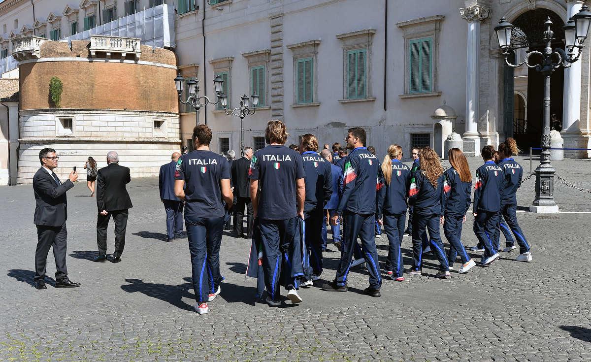 Quirinale Foto Mezzelani GMT Sport24