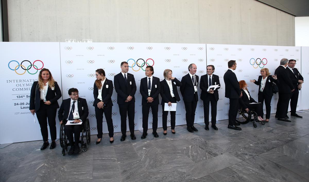 20190623 Meeting MilanoCortina Foto Pagliaricci GMT Sport003