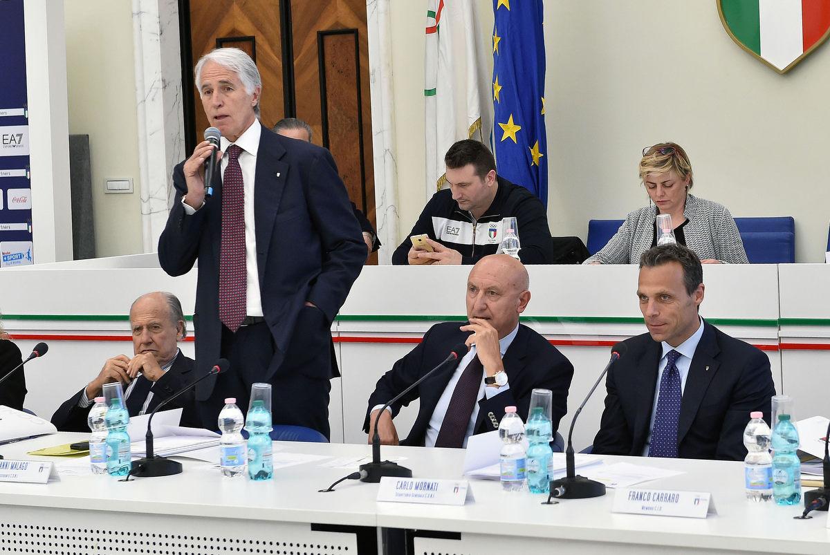 Consiglio Nazionale  Foto Mezzelani GMT Sport 07