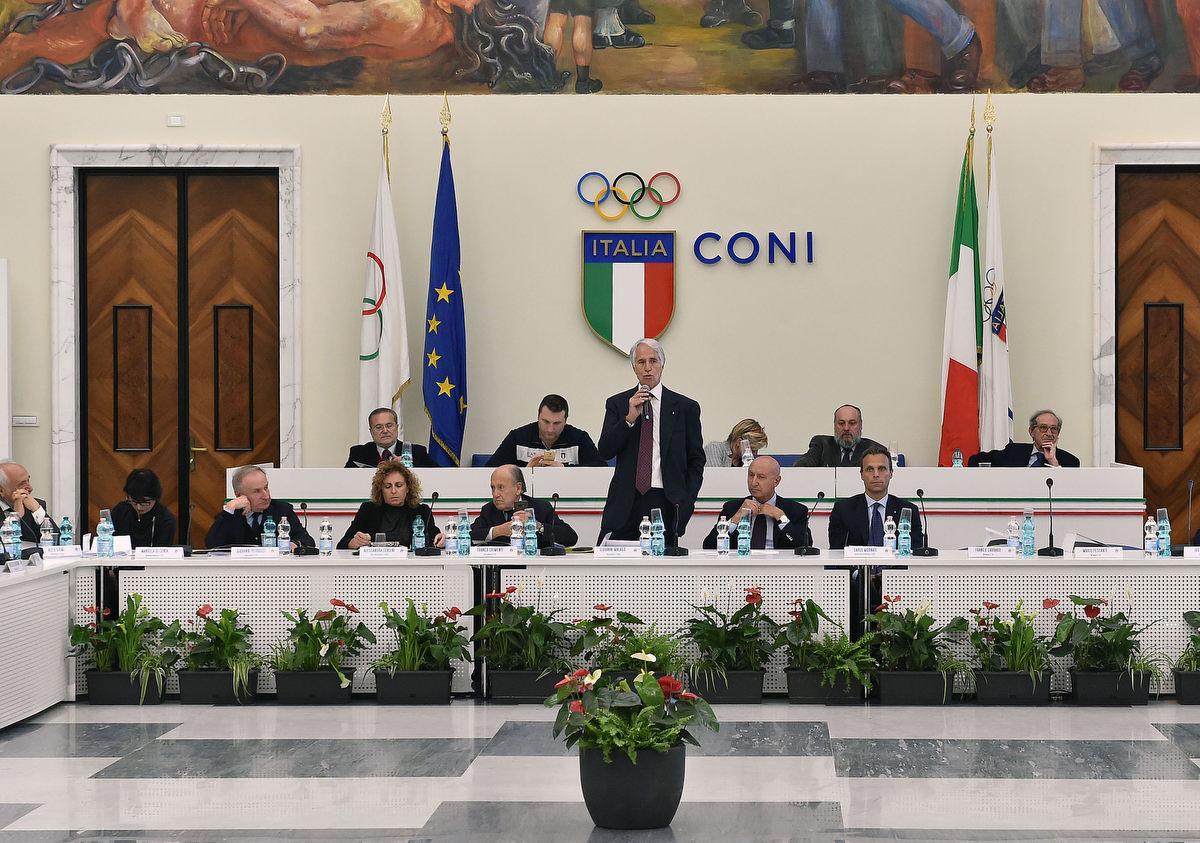 Consiglio Nazionale  Foto Mezzelani GMT Sport 08