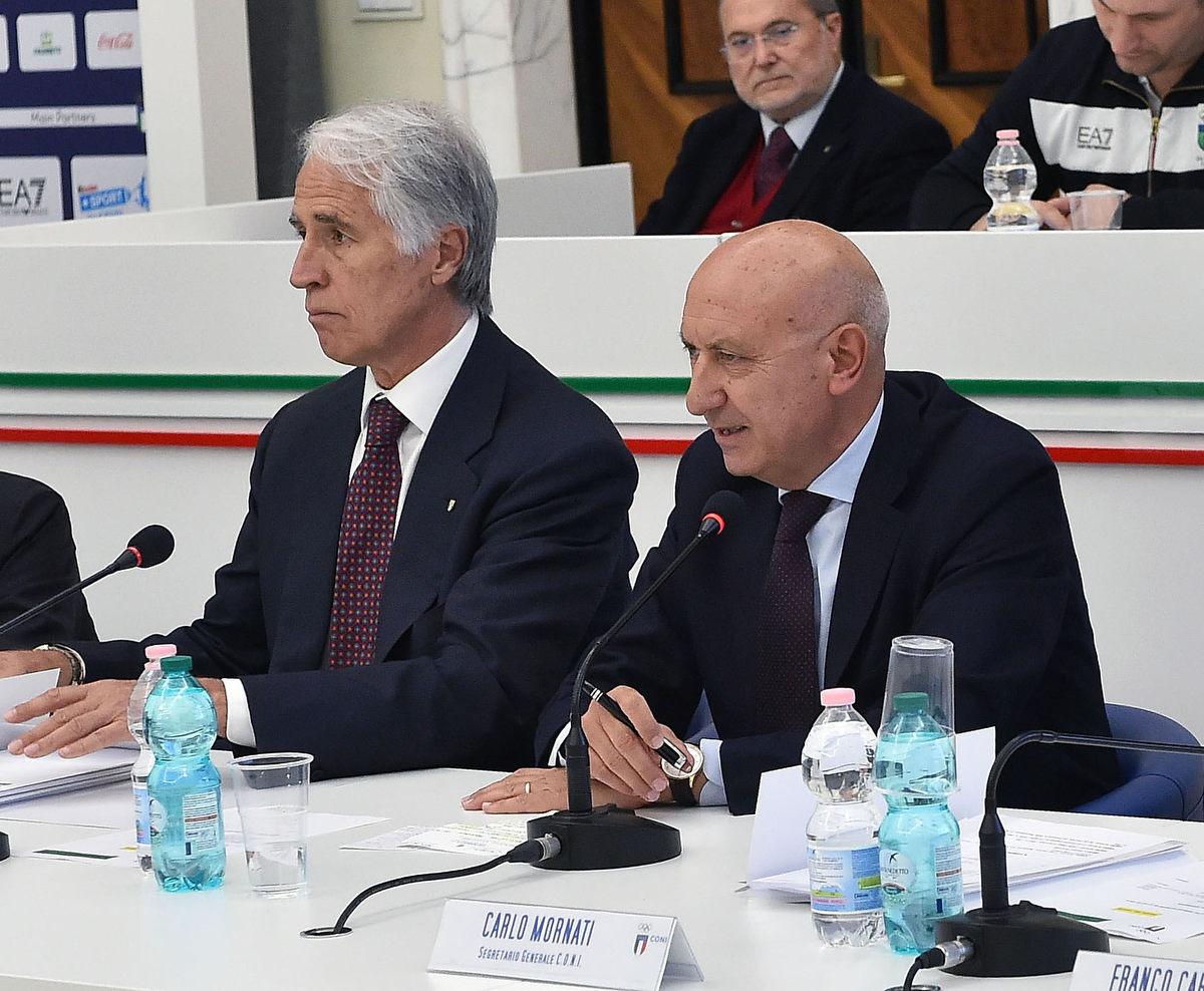Consiglio Nazionale  Foto Mezzelani GMT Sport 12