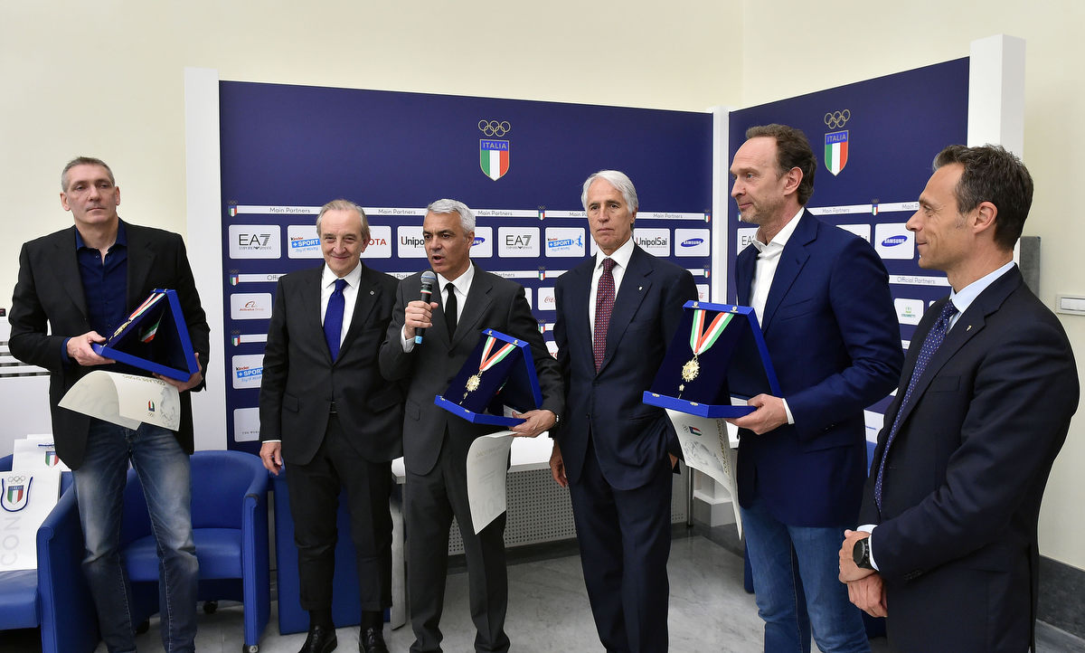 Consiglio Nazionale  Foto Mezzelani GMT Sport 25
