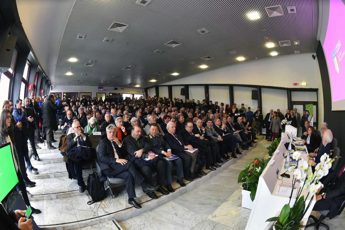 Scuola dello Sport  Foto Mezzelani GMT Sport 001