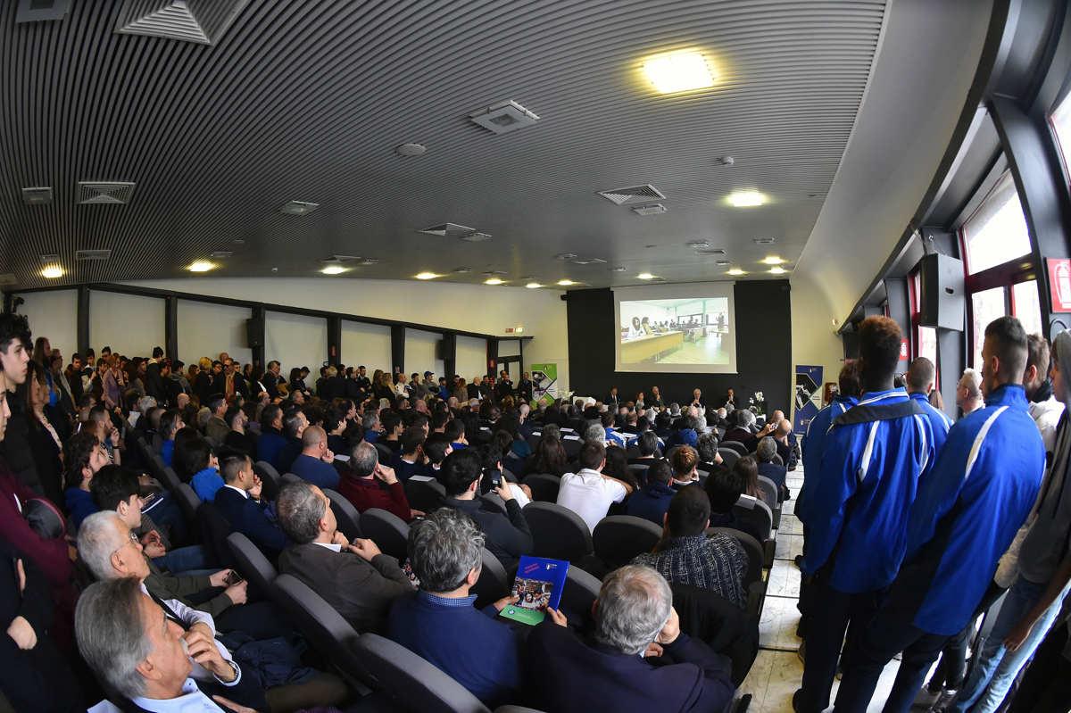 Scuola dello Sport  Foto Mezzelani GMT Sport 002
