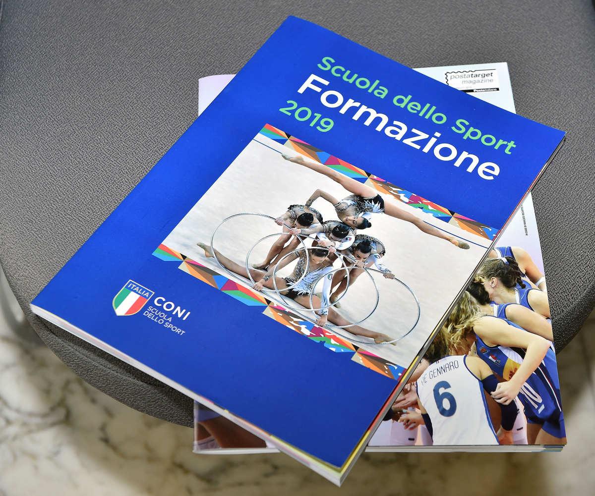 Scuola dello Sport  Foto Mezzelani GMT Sport 037