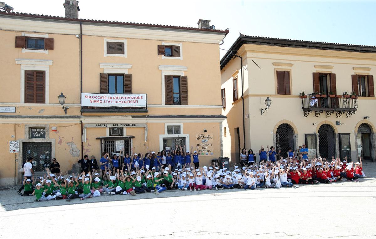 Norcia 5 Giugno Foto Luca Pagliaricci003