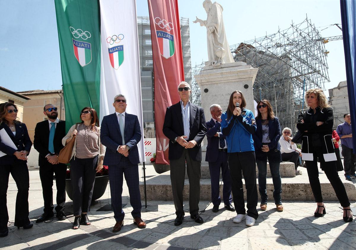 Norcia 5 Giugno Foto Luca Pagliaricci016