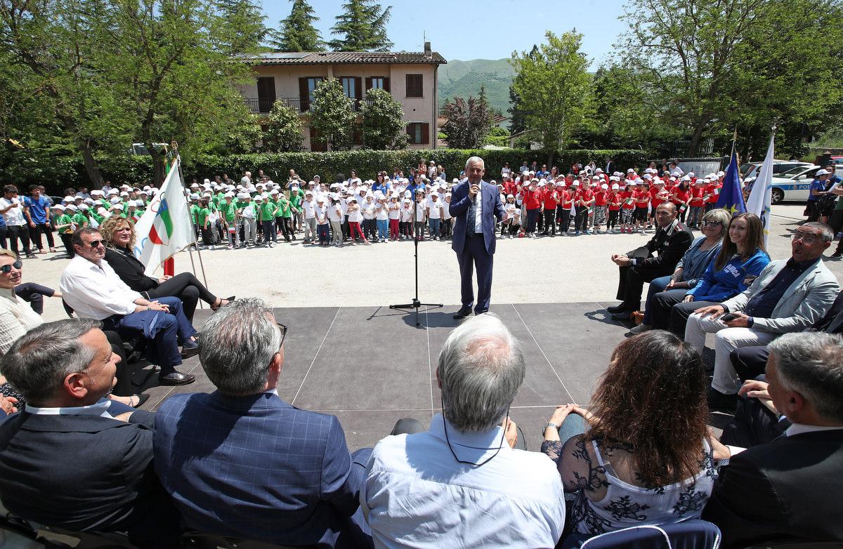 Norcia 5 Giugno Foto Luca Pagliaricci035