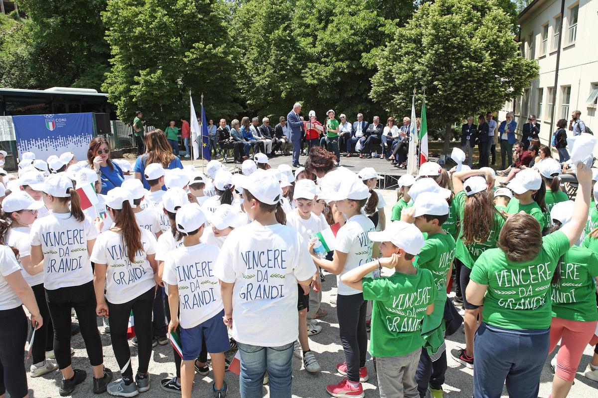 Norcia 5 Giugno Foto Luca Pagliaricci038