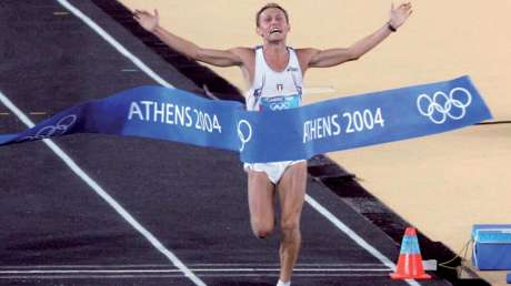 Esultanze Olimpiche
