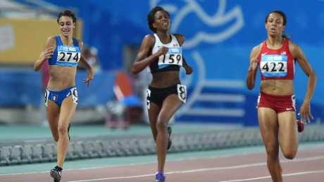 Atletica donne 400 metri 01