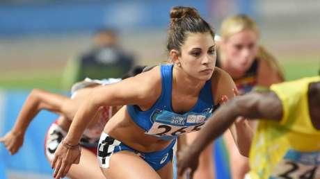Nanjing 2014 - Atletica Donne/800 metri: Ilaria Bellò