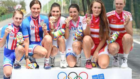 Ciclismo donne 35