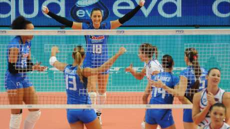 Italia - Azerbaijan 10