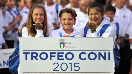 2° Trofeo CONI a Lignano Sabbiadoro - Cerimonia di apertura