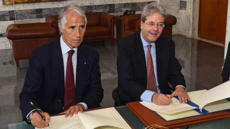 Accordo Coni - Ministero degli Esteri