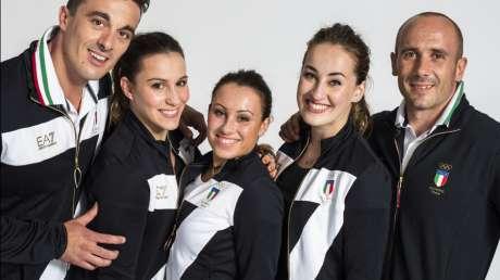 Alberto Busnari-Erika Fasana-Vanessa Ferrari-Carlotta Ferlito-Matteo Morandi