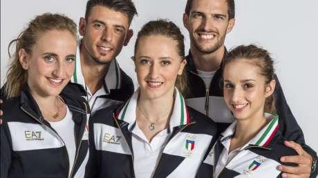 Daniele Greco- Silvano Chesani-Marta Pagnini-Andreea Stefanescu-Camilla Patriarca