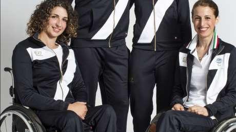 Elisabetta Mijno-Valerio Aspromonte-Alice Volpi-Sara Morganti