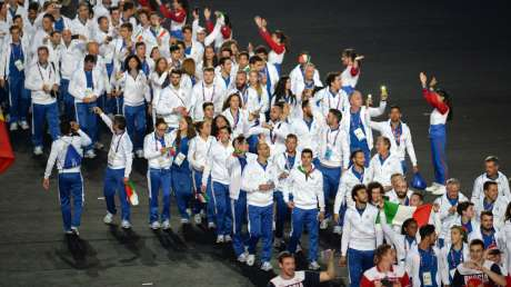 Baku 2015 - Cerimonia di chiusura