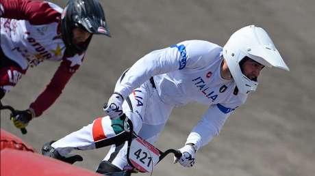 Baku 2015 - Ciclismo BMX