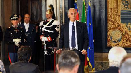 CONI Mattarella Foto Simone Ferraro - GMT 014