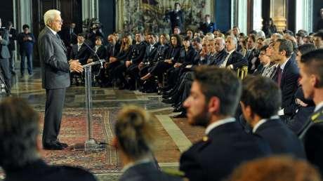 CONI Mattarella Foto Simone Ferraro - GMT 029