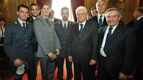 CONI Mattarella Foto Simone Ferraro - GMT 157