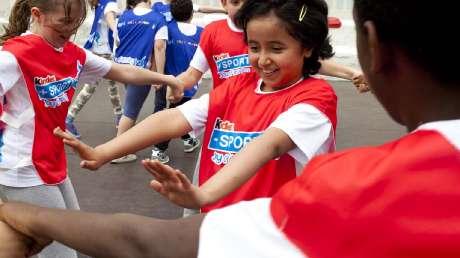 CONI e Kinder+Sport a EXPO Milano 2015