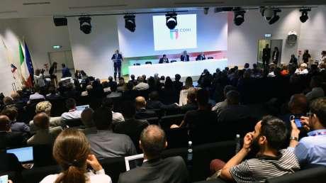Consiglio Nazionale all'EXPO, ratificata la candidatura di Roma 2024