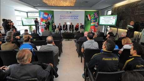 Meeting di chiusura del progetto Sport e integrazione