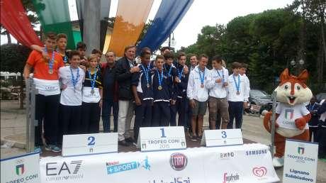 Trofeo CONI, emozioni finali a Lignano Sabbiadoro