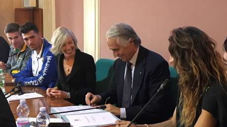 Firmato rinnovo Protocollo CONI-MIUR