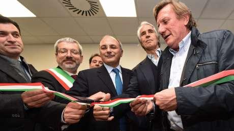 Malagò inaugura i nuovi uffici del CONI Friuli Venezia Giulia